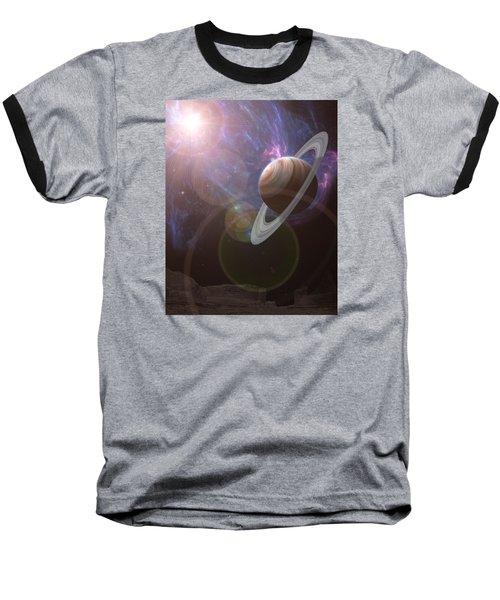 Atlas Baseball T-Shirt by Mark Allen