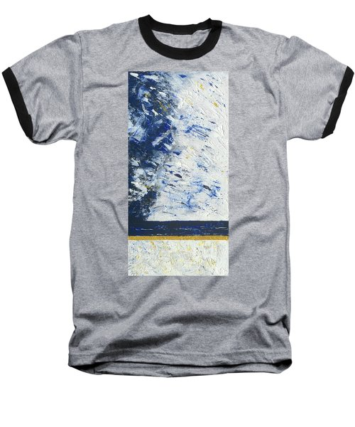 Atmospheric Conditions, Panel 1 Of 3 Baseball T-Shirt
