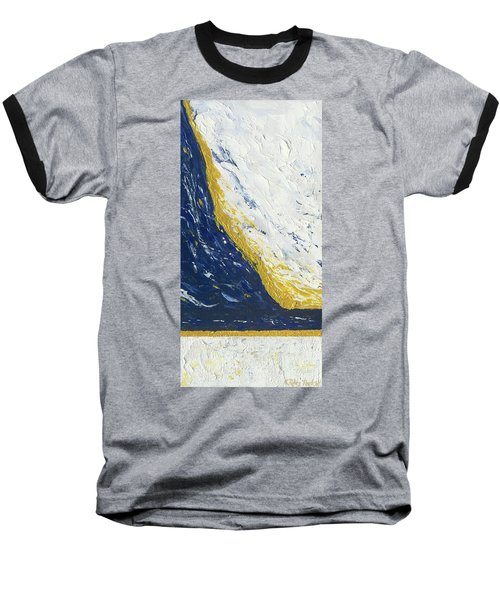 Atmospheric Conditions, Panel 3 Of 3 Baseball T-Shirt