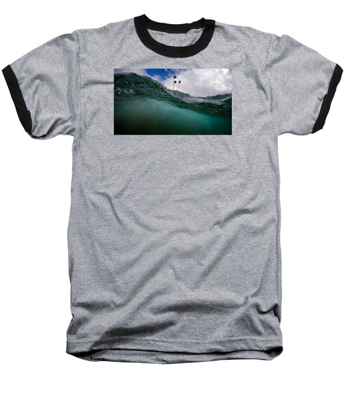 Baseball T-Shirt featuring the photograph Atmospheric Pressure by Sean Foster