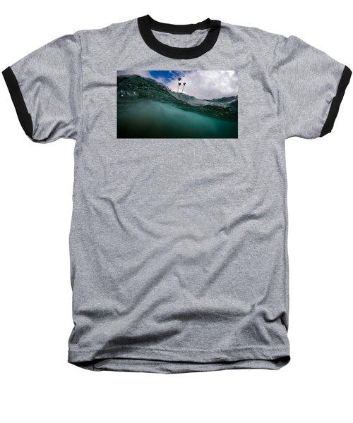Atmospheric Pressure Baseball T-Shirt