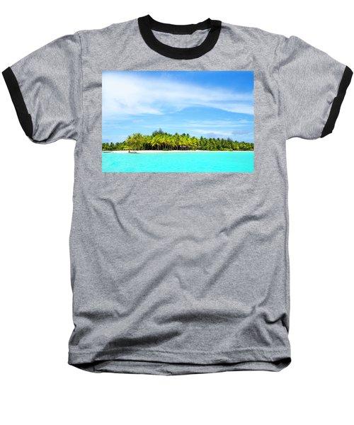 Atoll Baseball T-Shirt