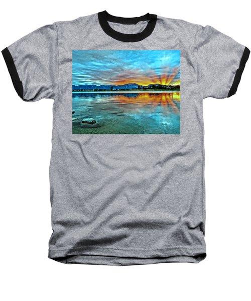 Atom  Baseball T-Shirt