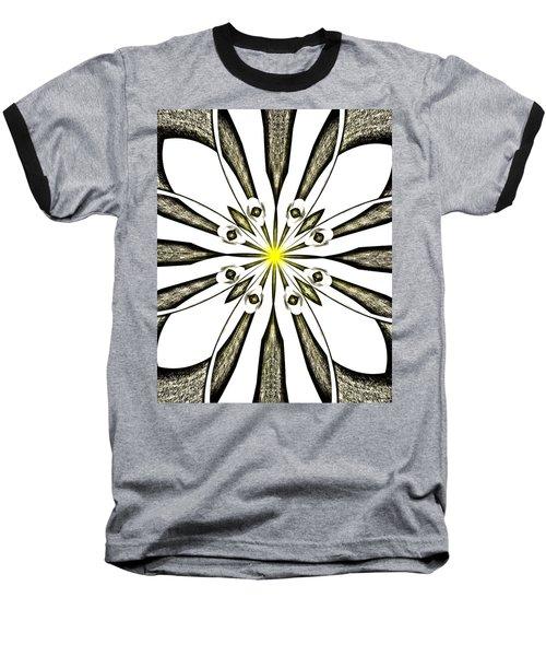 Atomic Lotus No. 3 Baseball T-Shirt