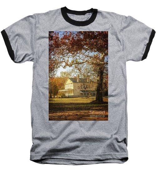 Atsion Mansion Baseball T-Shirt