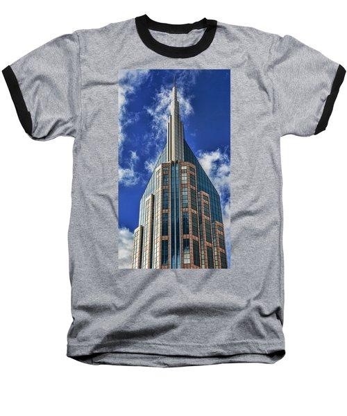Baseball T-Shirt featuring the photograph Att Nashville by Stephen Stookey
