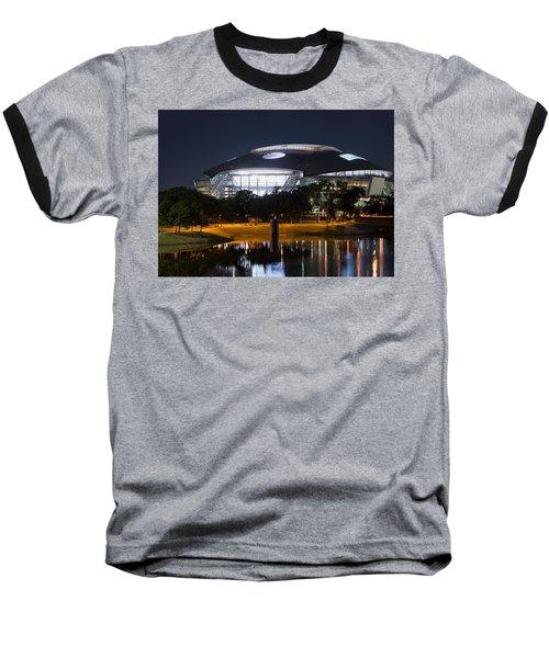 Dallas Cowboys Stadium 1016 Baseball T-Shirt