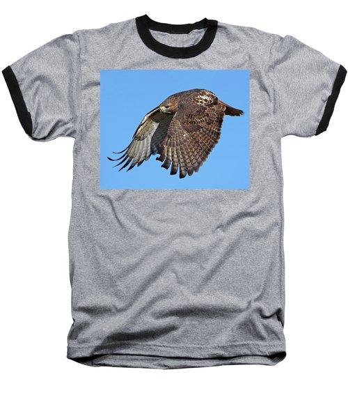 Attack Mode Baseball T-Shirt by Stephen Flint