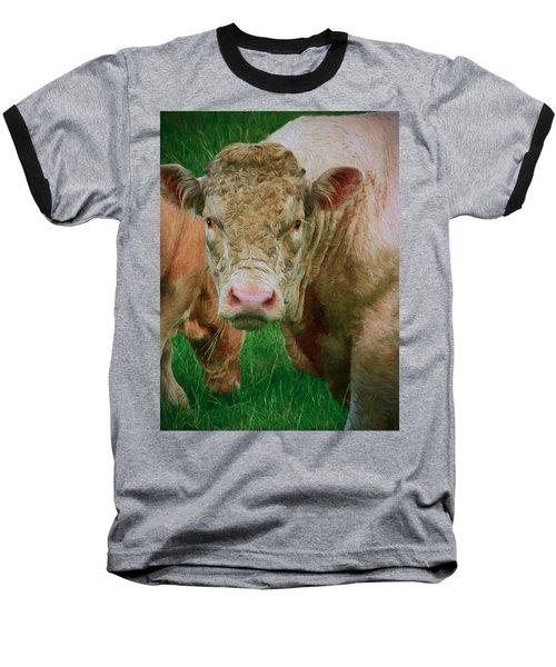 Attention  Baseball T-Shirt