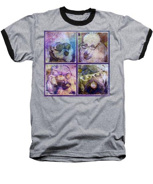 Attitoodles Baseball T-Shirt