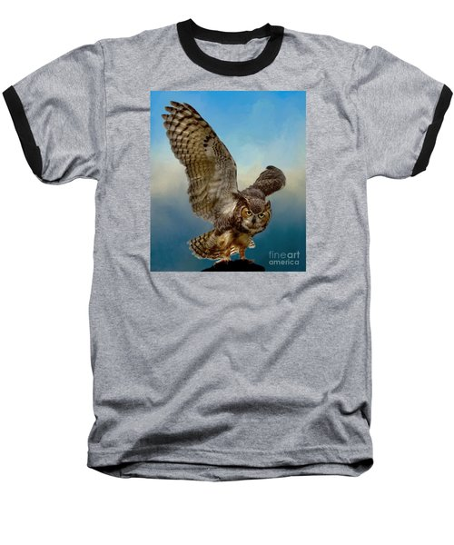 Attitude Is Everything Baseball T-Shirt
