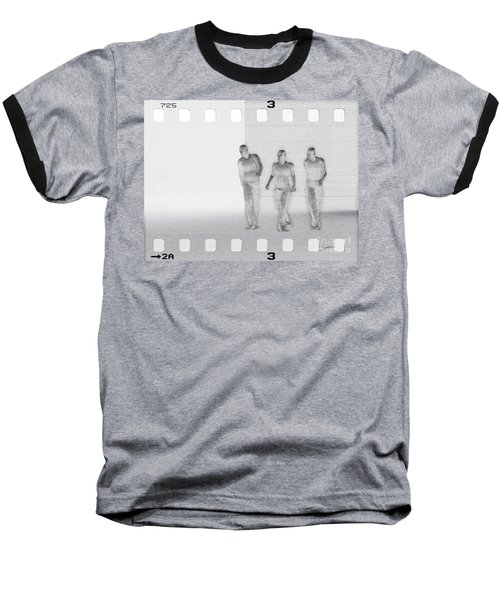 Attitude Baseball T-Shirt