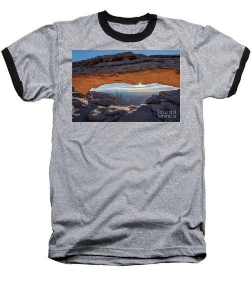 Au Naturel Arch Baseball T-Shirt