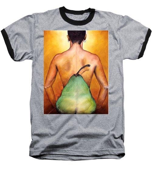 Au Naturel Baseball T-Shirt