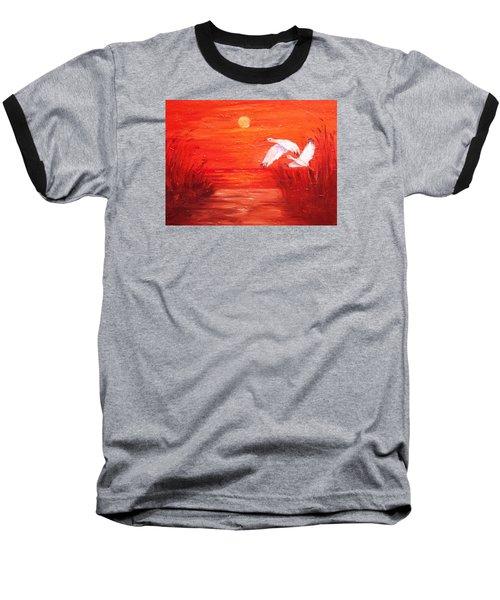 Auburn Nights Baseball T-Shirt