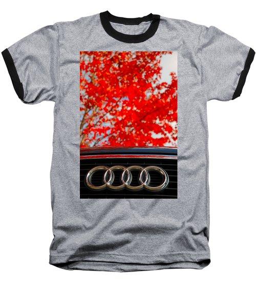 Audi Baseball T-Shirt