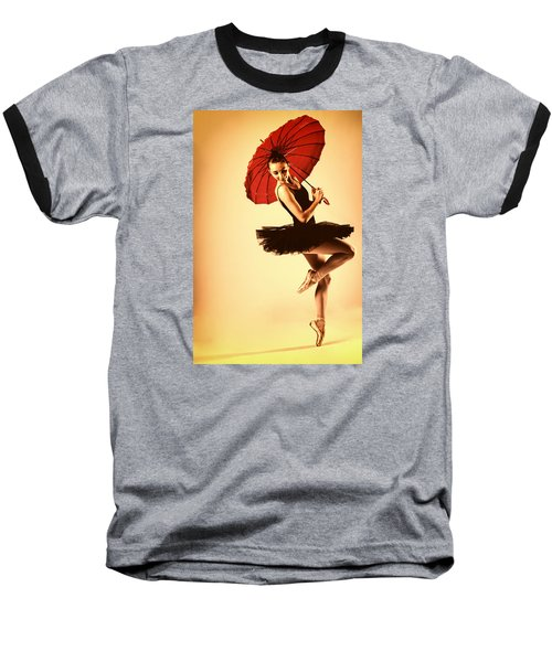 Audrey Would Baseball T-Shirt