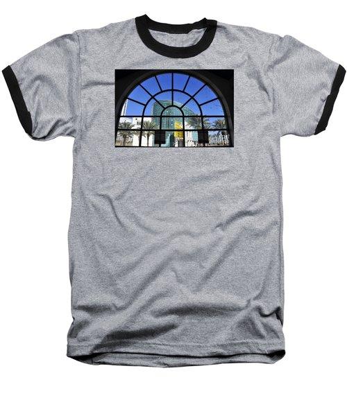 Audubon Aqarium Baseball T-Shirt