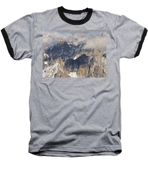 Auguille Du Midi Baseball T-Shirt