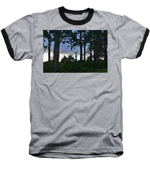 August 9 Bodie Lt House Baseball T-Shirt