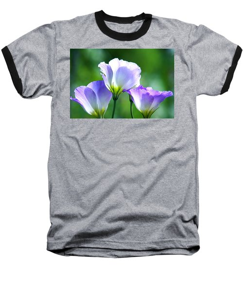 Baseball T-Shirt featuring the photograph August Echoes by Byron Varvarigos