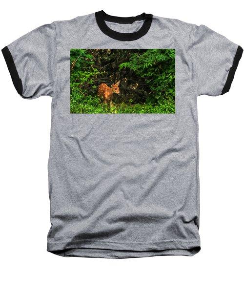 August Fawn Baseball T-Shirt