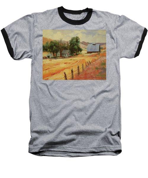 August Baseball T-Shirt