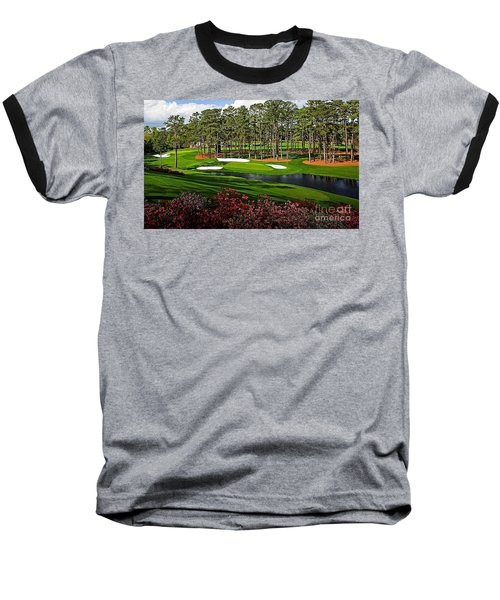Augusta National Gc #16 Baseball T-Shirt