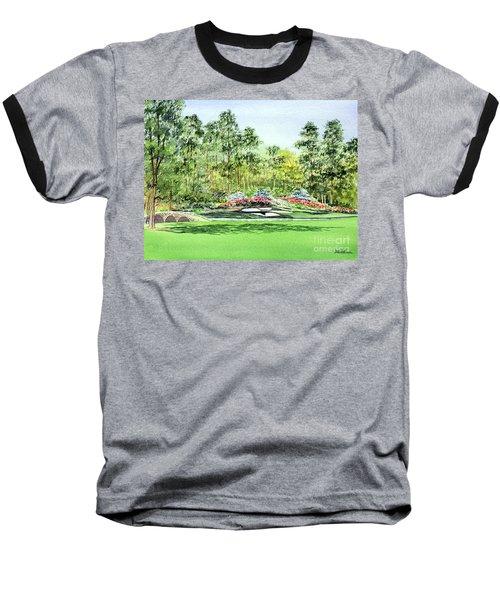 Augusta National Golf Course Baseball T-Shirt