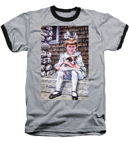 Aunt Eve 1919, Finders Keepers Baseball T-Shirt
