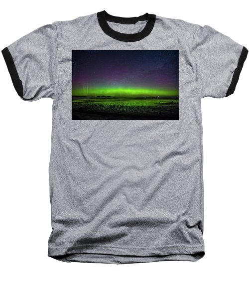 Aurora Australia Baseball T-Shirt by Odille Esmonde-Morgan