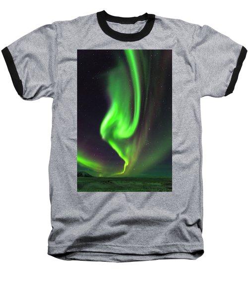Aurora Burst Baseball T-Shirt