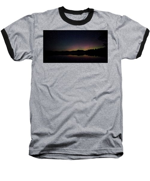 Aurora Chocorua Lake Baseball T-Shirt