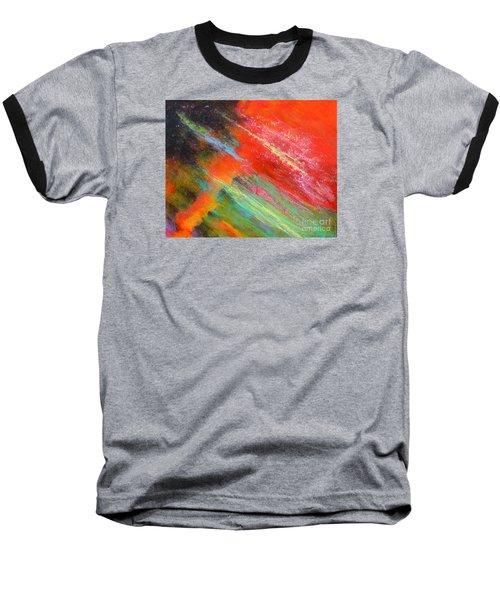 Fantasies In Space Painting Series. Title. Aurora De Fiero. Baseball T-Shirt