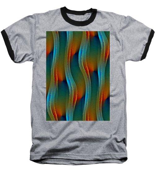 Aurora Oil Baseball T-Shirt