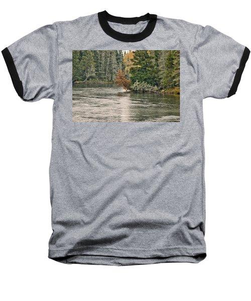 Ausable River 9899 Baseball T-Shirt