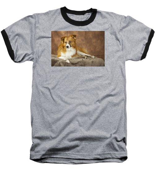 Aussie Pose 4 Baseball T-Shirt