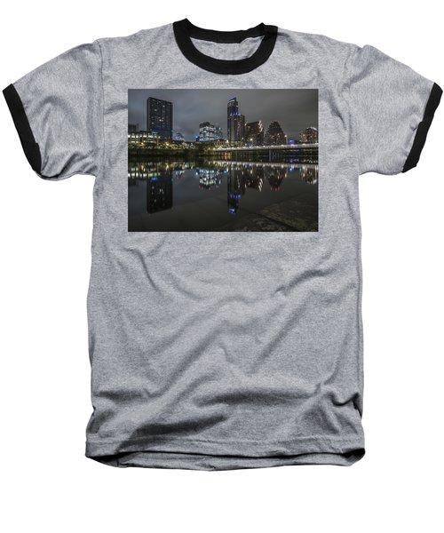 Austin As Gotham Baseball T-Shirt