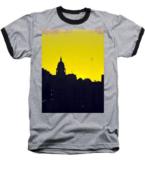 Austin Capital At Sunrise Baseball T-Shirt