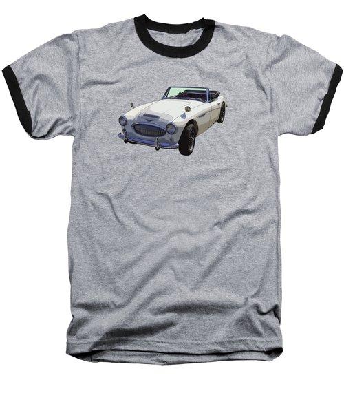 Austin Healey 300 Classic Convertible Sportscar  Baseball T-Shirt