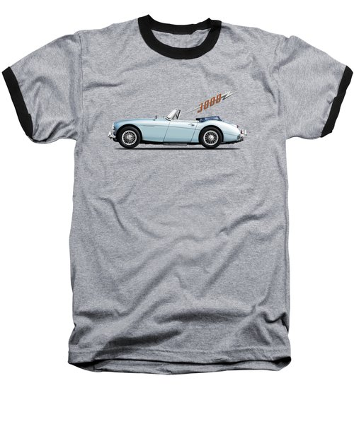 Austin Healey 3000 Mk3 Baseball T-Shirt