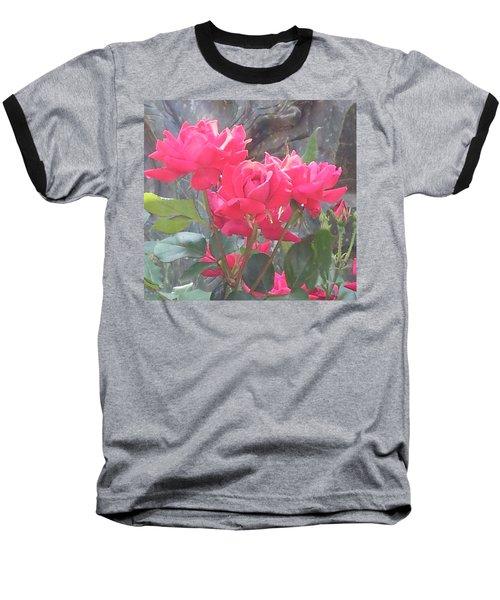 Austin Roses Baseball T-Shirt