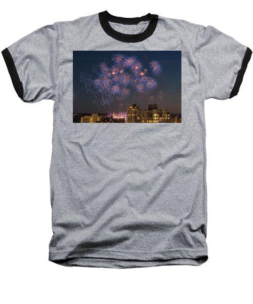 Australia 3 Baseball T-Shirt