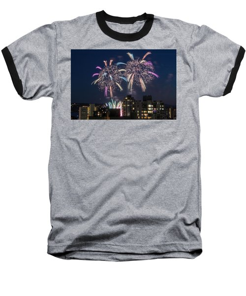 Australia 4 Baseball T-Shirt