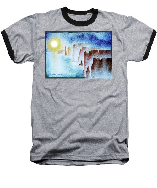 Australia Baseball T-Shirt
