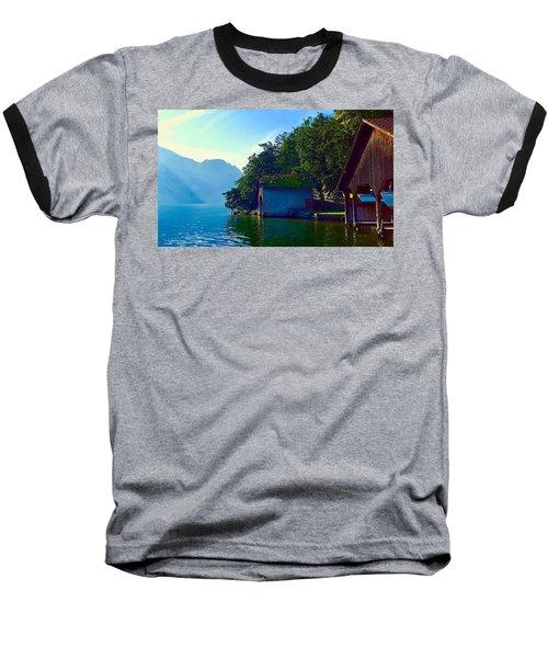Austrian Alps Baseball T-Shirt