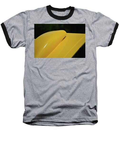 Baseball T-Shirt featuring the photograph Auto Artsy by John Schneider