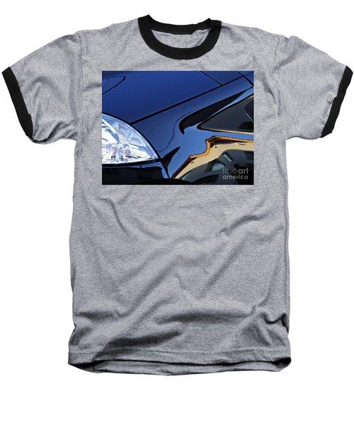 Auto Headlight 192 Baseball T-Shirt by Sarah Loft