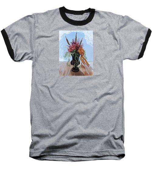 Automne Jardiniere Baseball T-Shirt