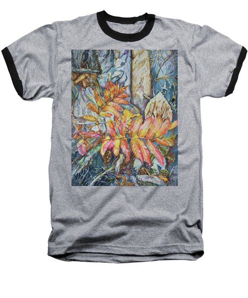 Autum Magic Baseball T-Shirt
